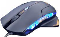 Оптическая мышь E-Blue Cobra Mazer Type-R (Black, 1600 DPI)