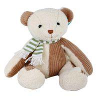 """Мягкая игрушка """"Мишка в шарфике"""" (24 см)"""