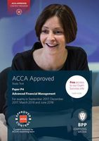 ACCA P4 Advanced Financial Management. Study Text