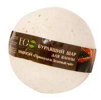 """Шарик для ванны """"Примула и зеленый чай"""" (220 г)"""