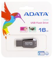 USB Flash Drive 16Gb A-Data UV100 (Black)