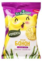 """Мини-хлебцы """"Jr. Korner. Со вкусом банана"""" (30 г)"""