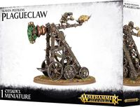 Warhammer Age of Sigmar. Skaven Pestilens. Plagueclaw (90-23)