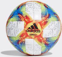 """Мяч футбольный """"Conext 19 OMB"""" №5 (белый)"""