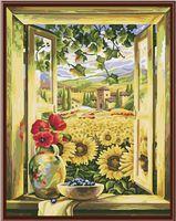 "Картина по номерам ""Солнечное утро"" (400х500 мм)"