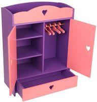 """Набор мебели для кукол """"Шкафчик с выдвижным ящиком"""""""
