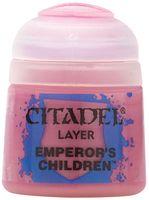 """Краска акриловая """"Citadel Layer"""" (emperor's children; 12 мл)"""
