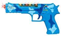 Пистолет (со световыми и звуковыми эффектами; арт. ZHY70)