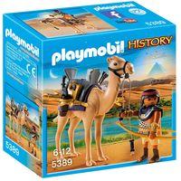 """Игровой набор """"Римляне и Египтяне. Египетский воин с верблюдом"""""""