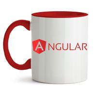 "Кружка ""Angular"" (арт. 258)"