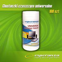 Чистящие влажные салфетки Esperanza ES105 универсальные (100 шт.)