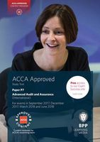 ACCA P7 Advanced Audit and Assurance (International). Study Text