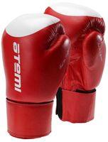 Перчатки боксёрские LTB19009 (8 унций; красно-белые/мишень)