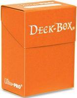 "Коробочка для карт ""Ultra-Pro"" (80 карт; оранжевая)"