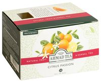 "Фиточай ""Ahmad Tea. Citrus Passion"" (20 пакетиков)"