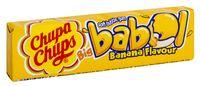 """Жевательная резинка """"Chupa Chups. Big Babol. Со вкусом банана"""" (21 г)"""