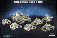 "Миниатюра ""Warhammer 40.000. Astra Militarum Hammer Of Cadia"" (47-26)"