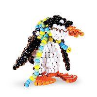 """Фигурка из бисера """"Пингвин"""""""