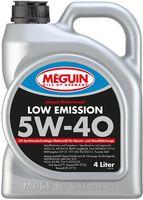 "Масло моторное ""Megol Low Emission"" 5W-40 (4 л)"