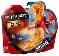 "LEGO The Ninjago Movie ""Кай - Мастер дракона"""