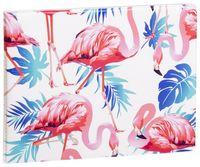 """Обложка на студенческий билет """"Фламинго"""""""