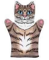 """Мягкая игрушка на руку """"Кот"""" (32 см)"""