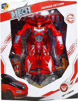 """Робот-трансформер """"Красный спорткар"""""""