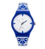 Часы наручные (синие; арт. 729345350)