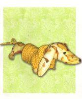 """Набор для шитья из ткани """"Банановый вторник"""""""