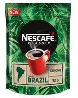 "Кофе растворимый ""Nescafe. Classic from Brazil"" (70 г)"
