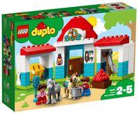 """LEGO Duplo """"Конюшня на ферме"""""""