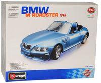 "Модель машины ""Bburago. Kit. BMW M Roadster"" (масштаб: 1/24)"
