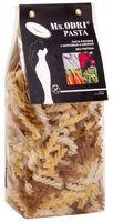 """Паста рисовая без глютена """"Ms.Odri. Спирали с морковью и свеклой"""" (400 г)"""