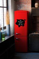"""Магнитно-грифельная доска на холодильник """"Свинка"""""""