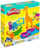 "Набор для лепки ""Play-Doh. Веселое сафари"""