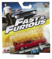 "Модель машины ""Fast&Furios. Dodge Charger Daytona 1969"" (масштаб: 1/55)"