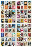 """Набор наклеек """"Souvenirs de Voyage London"""""""