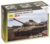 Советский тяжелый танк ИС-3 (масштаб: 1/100)