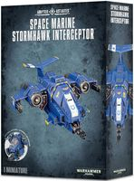 Warhammer 40.000. Space Marines. Stormhawk Interceptor (48-42)