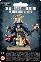 Warhammer 40.000. Space Marines. Librarian in Terminator Armour (48-72)