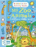 My Zoo Animals. Activity and Sticker Book