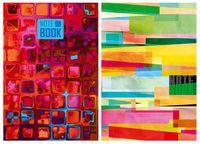 """Блокнот в клетку А6 """"Разноцветный"""" 80 листов (ассорти)"""