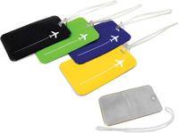 """Ярлык для багажа MNM """"Etiquette bagage"""" (цвет: желтый)"""