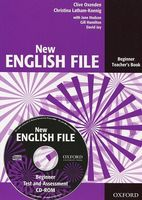 New English File. Beginner. Workbook with Key (+ CD)