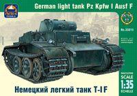 """Сборная модель """"Немецкий лёгкий танк T-IF"""" (масштаб: 1/35)"""