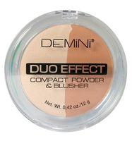 """Пудра-румяна """"Compact Powder Duo Effect"""" тон: 22"""