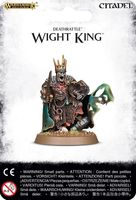 Warhammer Age of Sigmar. Deathrattle. Wight King (91-31)