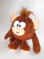 """Мягкая игрушка """"Весёлая обезьянка"""" (22 см)"""