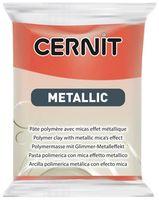 """Глина полимерная """"CERNIT Metallic"""" (медь; 56 г)"""