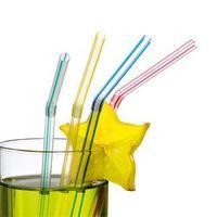 Набор соломок для питья пластмассовых (50 шт.; арт. 20-50T)